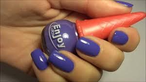born pretty store sweet candy color nail polish ice cream cone