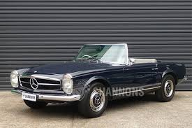 convertible mercedes 2015 sold mercedes benz 280sl convertible auctions lot 10 shannons