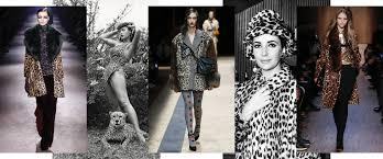 leopard print is fall u0027s most powerful trend vogue