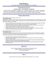 Jd Resume Junior Trader Resume Ry Resume Example After Proprietary Trading