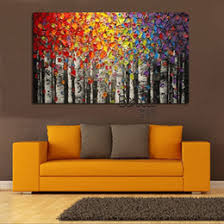 discount birch oil painting 2017 birch oil painting on sale at