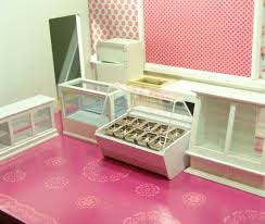 How To Make Modern Dollhouse Furniture How To Make A Room Box The Mouse Market Blog