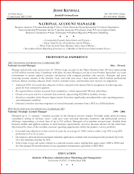 general sales manager resume samples resume examples sales senior