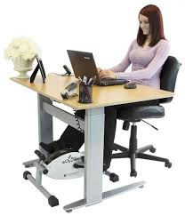 standing desk exercise equipment desk amazing elliptical machine office throughout exercise intended