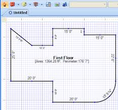 total square footage calculator rapidsketch features