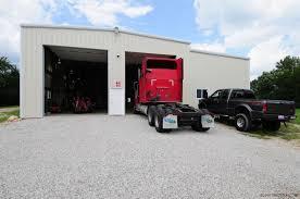 metal building truck garages steel truck garage buildings u0026 kits