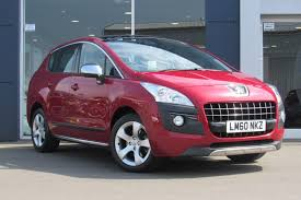 is peugeot 3008 a good car used peugeot 3008 exclusive lm60nkz at mitsubishi hemel in hertfordshire