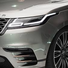 range rover velar white land rover launches new range rover velar at milan design week