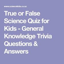 best 25 general knowledge for kids ideas on pinterest