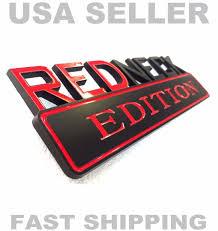 lexus emblem black redneck edition car truck bmw u0026 lexus emblem logo decal suv sign