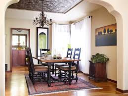 tile in dining room how to install tin ceiling tile how tos diy