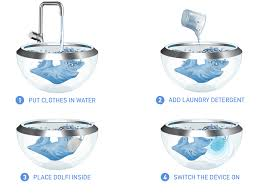 dolfi next gen washing device indiegogo