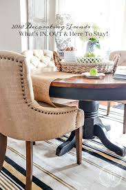 decorating trends 2018 decor trends what s in out and here to stay stonegable