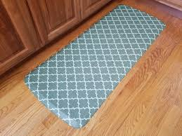 Blue Kitchen Rugs Padded Kitchen Mat Ideas Including Mats Trends And Interiors