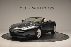 used aston martin db9 2007 aston martin db9 volante stock a1175a for sale near
