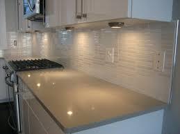 glass back splash incredible grey glass backsplash tile kitchen mosaic pic of for