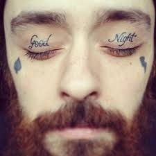 cool eye tattoos for