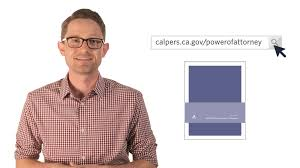 Power Of Attorney Arizona calpers quick tip special power of attorney youtube