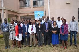 bureau of standards kenya bureau of standards staff during in laboratory waste