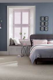 Dusty Pink Bedroom - fascinating calming bedroom color schemes images of window