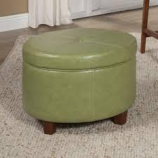 green ottomans u0026 poufs you u0027ll love wayfair