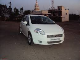 iceberg is home fiat grande punto update 9000 kms in 4 months