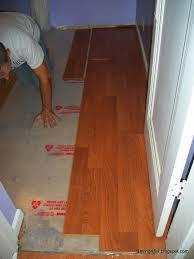 Lay Laminate Flooring Necessary New Flooring