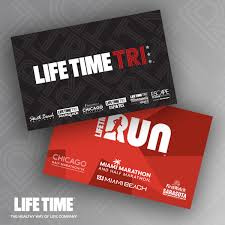 Order Gift Cards For Business Give The Gift Of Triathalon This Season With A Life Time Tri Gift Card
