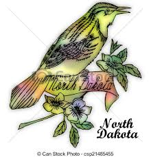state bird of south dakota south dakota state bird stock illustrations search eps clipart