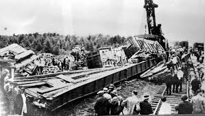 Barnes And Bailey Circus A List Of Circus Train Wrecks