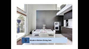 modern kitchen dining sets design ideas modern kitchen cabinets