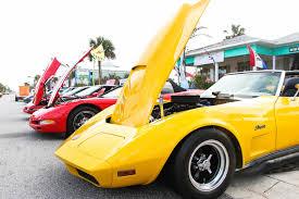 corvette clubs in florida flagler county corvette raises 707 for florida hospital