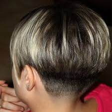pictures back of wedge haircut 18 latest short layered hairstyles short hair trends for 2018