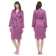robe de chambre soie robe de chambre soie liseré classique elegante
