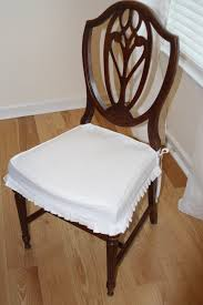 Dining Chair Seats Dining Chair Seats Twill Slipcover Studio