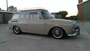 volkswagen squareback blue my 1969 vw squareback classiccars