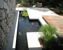 modern water garden design stone and therefore the garden water