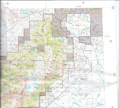 Ruby Map The Wilderness Land Trust Creates Public Access On The West Side