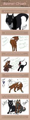 Secret Crush Meme - secret crush memes on domain of the wolf deviantart