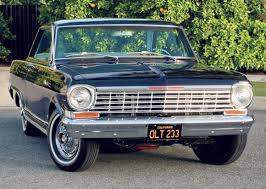 driving impressions 1964 chevrolet chevy ii nova ss hemmings daily