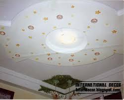 children bedroom ceiling pop design modern gypsum ceiling