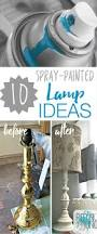 best 25 spray paint lamps ideas on pinterest paint lamps spray