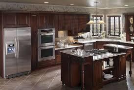 kitchen island cooktop bar