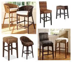 Pottery Barn Saddle Stool Furniture Black Wood Bar Stools Counter Height With Saddle Seat