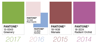 colours of the year 2017 pantone color of the year 2017 predictions mkua info