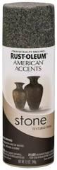 Krylon Textured Spray Paint - amazon com rust oleum 7992830 stone creations spray gray stone