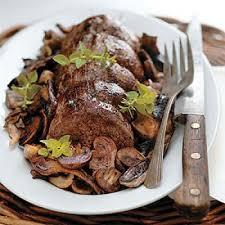 cuisiner roti de boeuf rôti de boeuf à la sauce chignon recettes de cuisine française