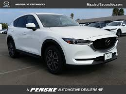 new mazda suv 2017 new mazda cx 5 grand touring fwd at mazda of escondido
