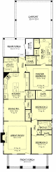 craftsman style house plan 3 beds 2 50 baths 1800 sq ft plan 430 79