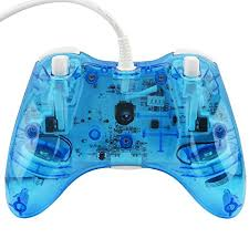 kycola gc20 xbox 360 controller dual vibration wired gamepad